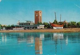 VINTAGE KUWAIT POSTCARD - YACHTING CLUB CIRCULATED 1977 - Koweït