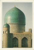 "Samarkand (Uzbekistan) Place Registan, Le Blu Lapis Du Dome De La Madrasa ""Tilla-Kari"" - Uzbekistan"