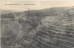 12.. DECAZEVILLE.  LA DECOUVERTE - Decazeville