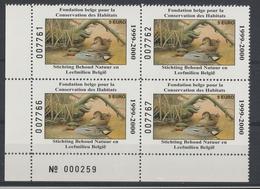 1025. BUZIN. SARCELLE D'HIVER - 1985-.. Oiseaux (Buzin)