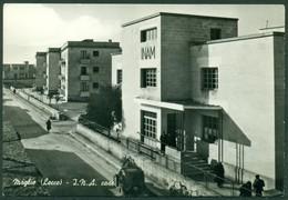 CARTOLINA - LECCE - CV1858 MAGLIE (Lecce LE) INA Case, Non Viaggiata, Ottime Condizioni - Lecce