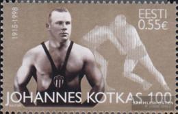 Estonia 815 (complete Issue) Unmounted Mint / Never Hinged 2015 Kotkas - Estonia
