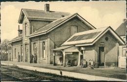 Nieuwkerken Waes : De Statie -  Station - Sint-Niklaas