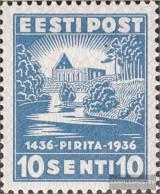 Estonia 121 Unmounted Mint / Never Hinged 1936 Brigittenkloster Pirita - Estonia