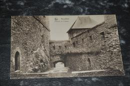 4977  BOUILLON, INTERIEUR DU  CHATEAU - Bouillon