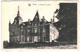CINEY  Le Château De Linciaux. - Ciney