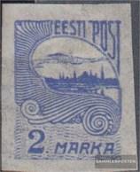 Estonia 17a MNH 1920 Reval - Estland