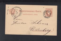 KuK Tschechien GSK 1876 Jungbunzlau Mladá Boleslav - 1850-1918 Imperium
