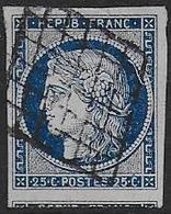 Cérès  - N° 4a   - Cote : 75 € - 1849-1850 Ceres