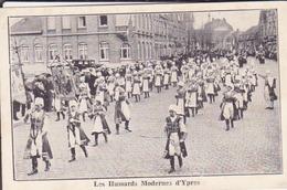 Ypres- Les Hussards Modernes - Ieper