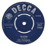 "The Tornados  ""  Telstar  "" - Vinyles"