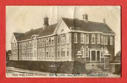 CPA NEWBURY Girls' High School - Angleterre