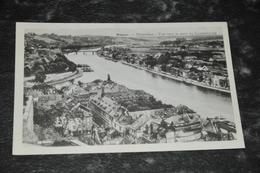 4985  NAMUR, VUE VERS LE PONT DU LUXEMBOURG - Namen