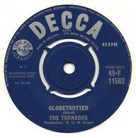 "The Tornados  ""  Globetrotter  "" - Vinyles"