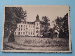 Maison De Retraites N.D. Du Travail Fayt-lez-Manage Façade( Thill ) Anno 19?? ( Zie Foto Details ) ! - Manage