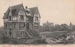 DE HAAN - Le Coq-sur-Mer - Groupe De Villas : Villa Mon Refuge  - Route Royale - Edit. La Lecture Balnéaire - 1907 - De Haan