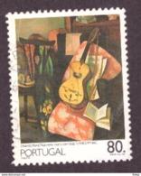 Portugal 1988 -  Pintura Portuguesa Sec XX / Paintings Of The 20th Century - Oblitérés