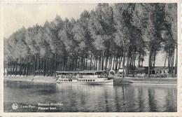 KAPELLE-OP-DEN- BOS -  Luna Parc - Plezierboot - Kapelle-op-den-Bos