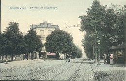 Uccle : L'avenue De Longchamps - Ukkel - Uccle