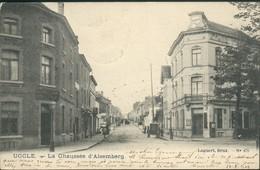 Uccle : La Chaussée D'Alsemberg - Ukkel - Uccle