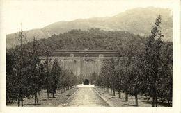 China, NANKING NANJING 南京市, Ming Xiaoling Mausoleum, Ming Lou (1930s) RPPC - China