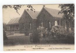 Brasschaat Camp De Brasschaet (Polygone) Mess Des Officiers N.358,F.Hoelen,Phot. Cappellen 1902 - Brasschaat