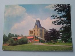 """La Maison Des Métallurgistes """" Reine Pédauque """" MELREUX ( Est-Ouest ) Anno 19?? ( Zie Foto Details ) ! - Hotton"""