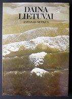 Lithuanian Book / Daina Lietuvai By A.Sutkus Photo Album 1984 - Bücher, Zeitschriften, Comics