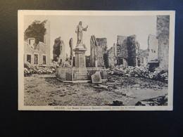 Asiago-Monumento Alla Beata Giovanna Bonomo - Cartolina Viaggiata Del 1939 - Italie
