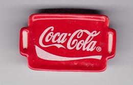 Fève - Plateau Coca Cola - TBE - Publicité - Unclassified