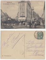 Genzano - Via Garibaldi E Via Sforza, 1911 - Italie
