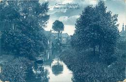 CPA Belgique Hainaut Comines-Warneton Komen-Waasten Bras De La Morte Lys 1910 - Comines-Warneton - Komen-Waasten