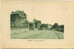 95. ERMONT. ROUTE DE SANNOIS - Ermont