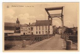 Merbes-le-Château  La Rue Du Pont - Merbes-le-Château