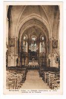 CPA (10). BAR SUR SEINE. Chapelle Notre Dame .Intérieur. (C.123) - Bar-sur-Seine