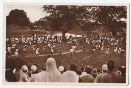 Cartolina - Postcard -non Viaggiata - Not Sent  - Somalia Italiana Fantasia Di Afgoi - Danze