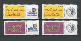 France: 3636/ 3637 Aa ** - France