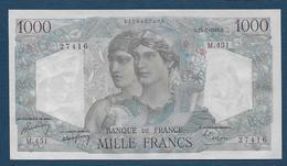 BILLET De  1000 F  Minerve Et Hercule  Du  15 - 7 - 1948 - 1871-1952 Anciens Francs Circulés Au XXème
