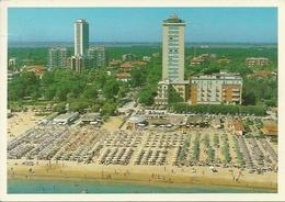 Milano Marittima (Ravenna) Spiaggia E Grattacieli Dall'Aereo, Aerial View, Vue Aerienne. Luftansicht - Ravenna