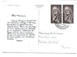 Afrique GUINEE ESPAGNOLE-Prospection-PUB.Collection AMORA-TIMBRE-Obliteration-1960 - Guinea-Bissau