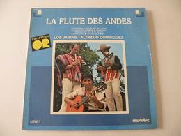 La Flute Des Andes -(Titres Sur Photos)- Vinyle 33 T LP - World Music