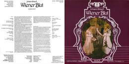 Superlimited Edition CD Anton Paulik. STRAUSS. WIENER BLUT - Oper & Operette