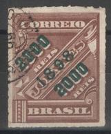Brésil - YT 100 Oblitéré - 1898 - Brasil