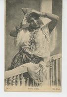ETHNIQUES ET CULTURES - AFRIQUE DU NORD - Femme Arabe - Afrique