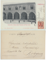 Fabriano - Brefotrofio E Chiesa Della Madonna Del Buon Gesù, 1903 - Italia