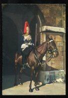 CPM Non écrite Royaume Uni LONDON Westminster Horse Guard Whitehall - Royaume-Uni