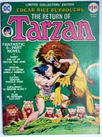 RECIT COMPLET Comics DC Limited Collectors' Edition (1974) - The Return Of Tarzan - Marvel