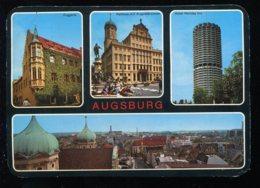 CPM Allemagne AUGSBURG Multi Vues - Augsburg