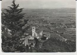 Postcard - Churches - Assisi - St. Francis' Basilica - Posted 10th Sept 1953  Very Good - Cartes Postales