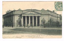CPA (14) CAEN. Le Palais De Justice (C.148) - Caen